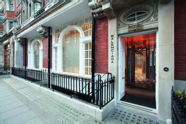 Balenciaga Mount Street