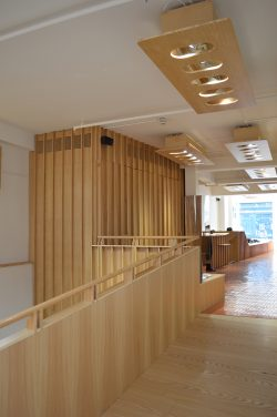 great retail design for sussex business