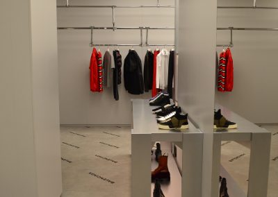 Balenciaga Mount street London 9