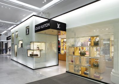 Luis Vuitton Selfridges 04