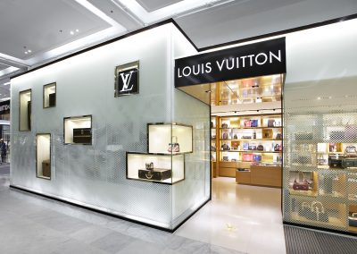 Luis Vuitton Selfridges 06