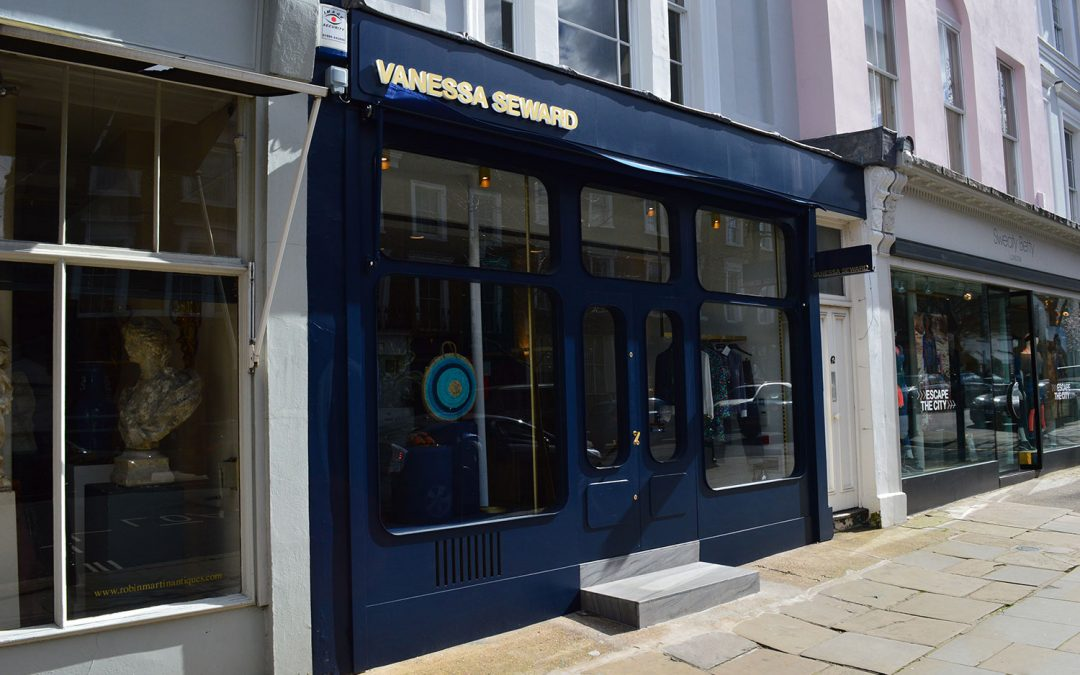 Vanessa Seward – Notting Hill London